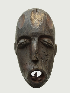 Маска Ibibio [Нигерия]