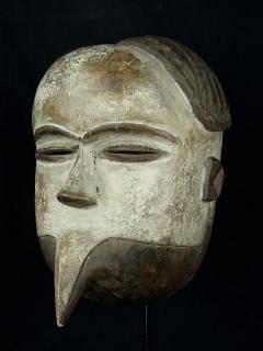 Маска Ogoni Elu [Нигерия]