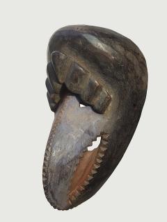 Ритуальная маска Beaked народности Dan