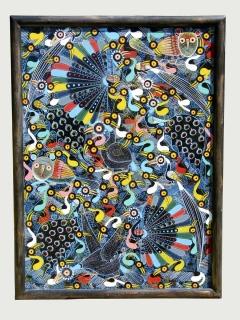 Картина «Птицы» [Танзания] 64*85 см