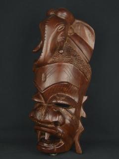 Маска «Сила слона» [Гвинея], 52 см