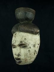 Африканская маска Lumbo
