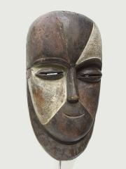 Ритуальная маска Okukwe народности Galoa