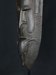 Маска амулет Wewak из Папуа Новой Гвинеи
