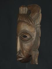 Декоративная настенная маска народности Chokwe