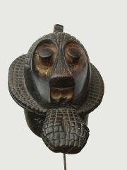 Культовая маска народности Ijo