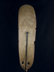Маска для общения с духами предков народности Sepik