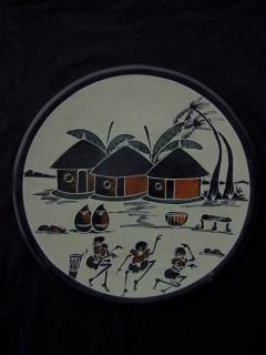 Тарелка [Кения], 31 см