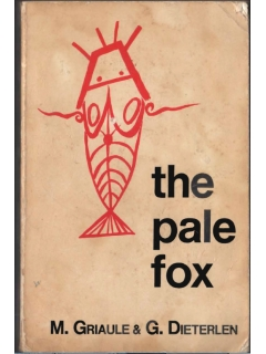 "Книга ""The Pale Fox"" - M. Griaule and G. Dieterlen"