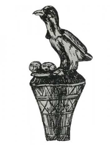 Что означает курица в Африке. Энциклопедия символов