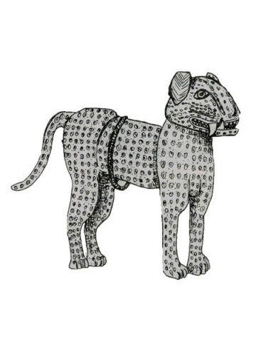Что означает леопард в Африке. Энциклопедия символов