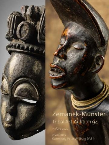 Каталог аукциона Zemanek-Münster 7. March 2020 (94)