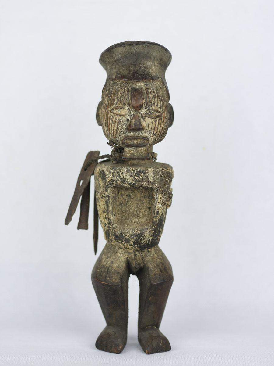 Оригинальная статуэтка народности Bateke