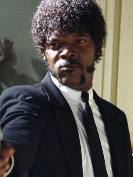 Актер Самюэль Джексон - представитель народности Fang (Фанг)
