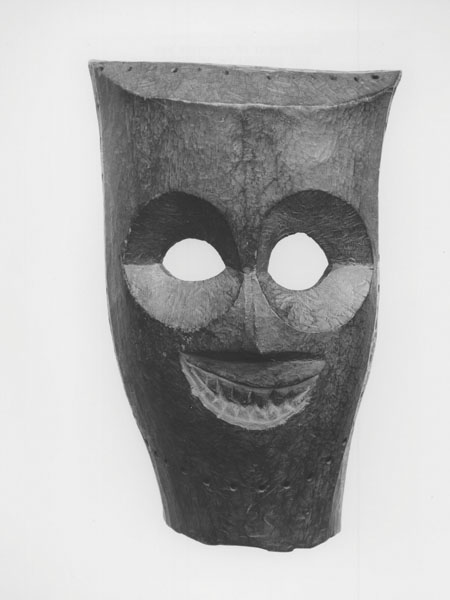 Komo mask from Museum Bryklin