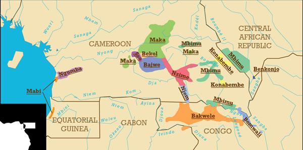Народ Kwele